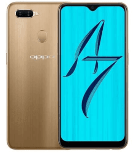 Firmware Oppo A7 (CPH1901)