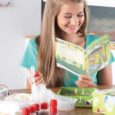 STEM at Play® SLIME! Slime Making Lab Kit!