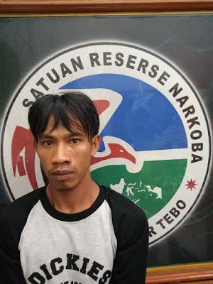 Masukan Sabu ke Lapas, Warga Rimbo Bujang Diamankan Polisi