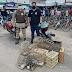 Operação conjunta entre a Polícia Militar e Civil combate comércio ilegal de aves em Serrinha