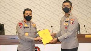 Breaking news: Sertijab Kapolda Jawa Barat