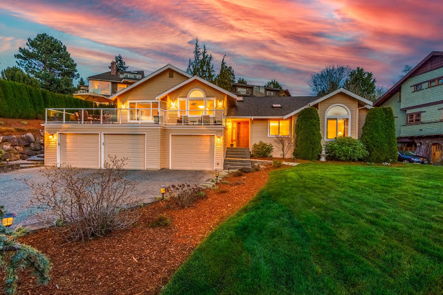Real Estate Photography Home Example