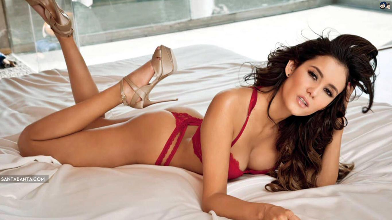 Barbara Islas Sexy Photoshoot