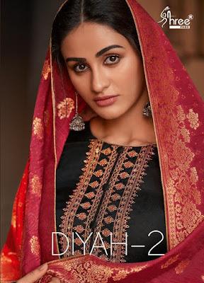 Shree Fab Diyah 2 Salwar kameez catalog wholesaler