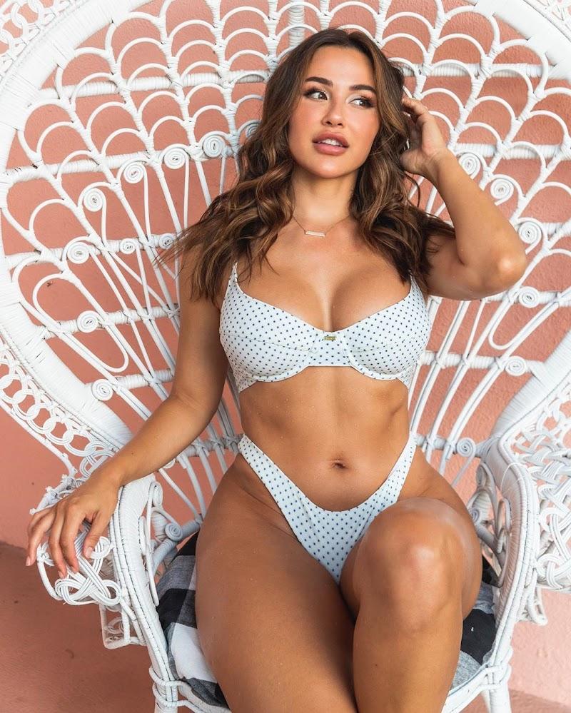 Ana Cheri Instagram Clicks - Bikini Snaps