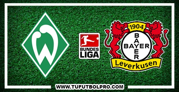 Ver Werder Bremen vs Bayer Leverkusen EN VIVO Gratis Por Internet Hoy 15 de Octubre 2016