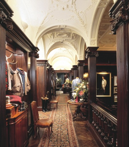 Household Stores: Unexpected Interiors: Ralph Lauren's New York Flagship Store