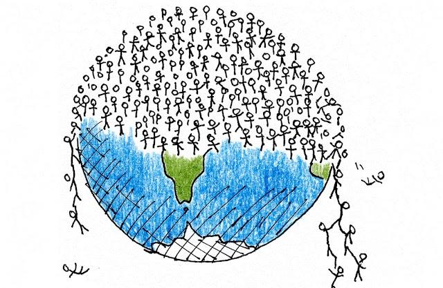 जनसंख्या वृद्धि -population growth