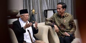 Survei Kinerja Jokowi-Ma'ruf Merosot, Istana Nilai Masih Batas Wajar