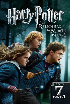 Harry Potter e as Relíquias da Morte: Parte 1 Torrent – BluRay 4K Dual Áudio