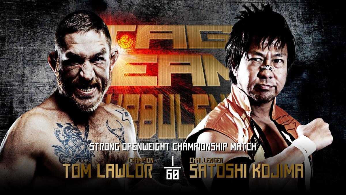 Cobertura: NJPW Tag Team Turbulence (23/07/2021) – Matador!