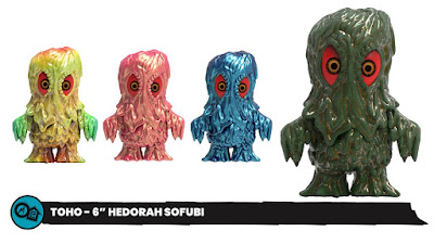 San Diego Comic-Con 2020 First Look - Godzilla Sofubi Vinyl Figure Line by Mondo Launches with Hedorah!