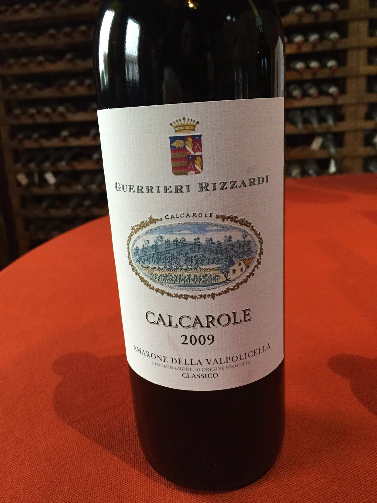 2009 Guerrieri Rizzardi Calcarole Amarone