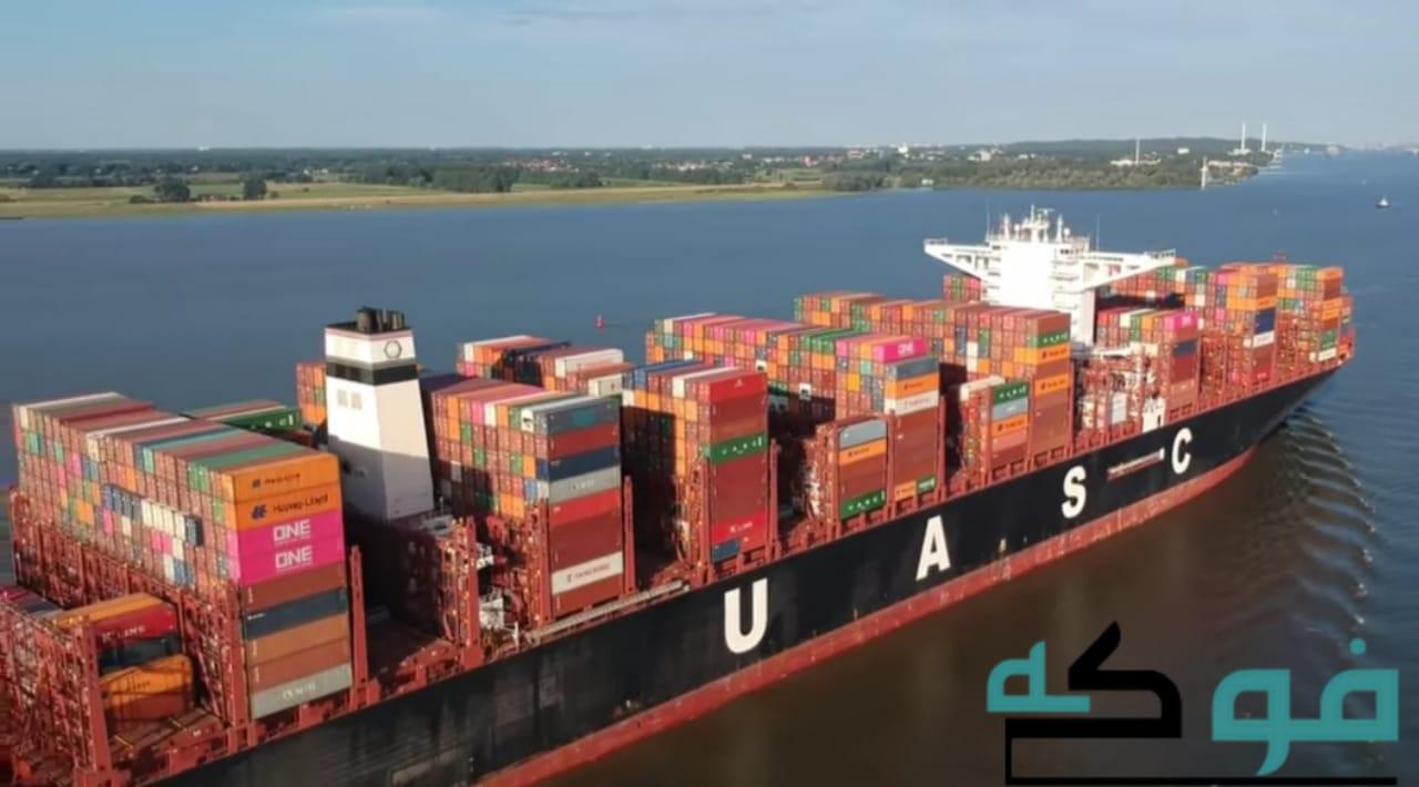 شركة شحن من الرياض لمصر - Shipping company from Jeddah to Egypt