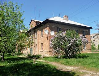 Алексеево-Дружковка. Жилые дома по ул. Каштановой
