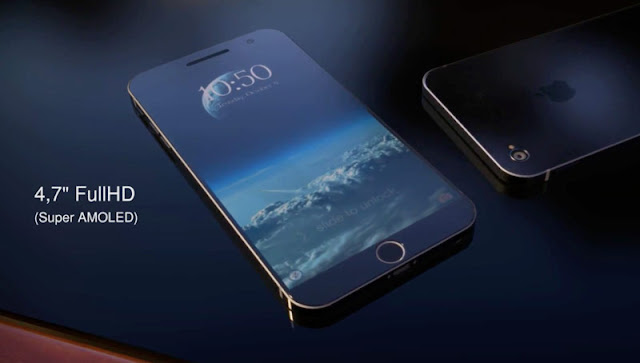 Dutch designer show a realistic iPhone 7 concept with a 16-megapixel camera, wireless charging and USB-C