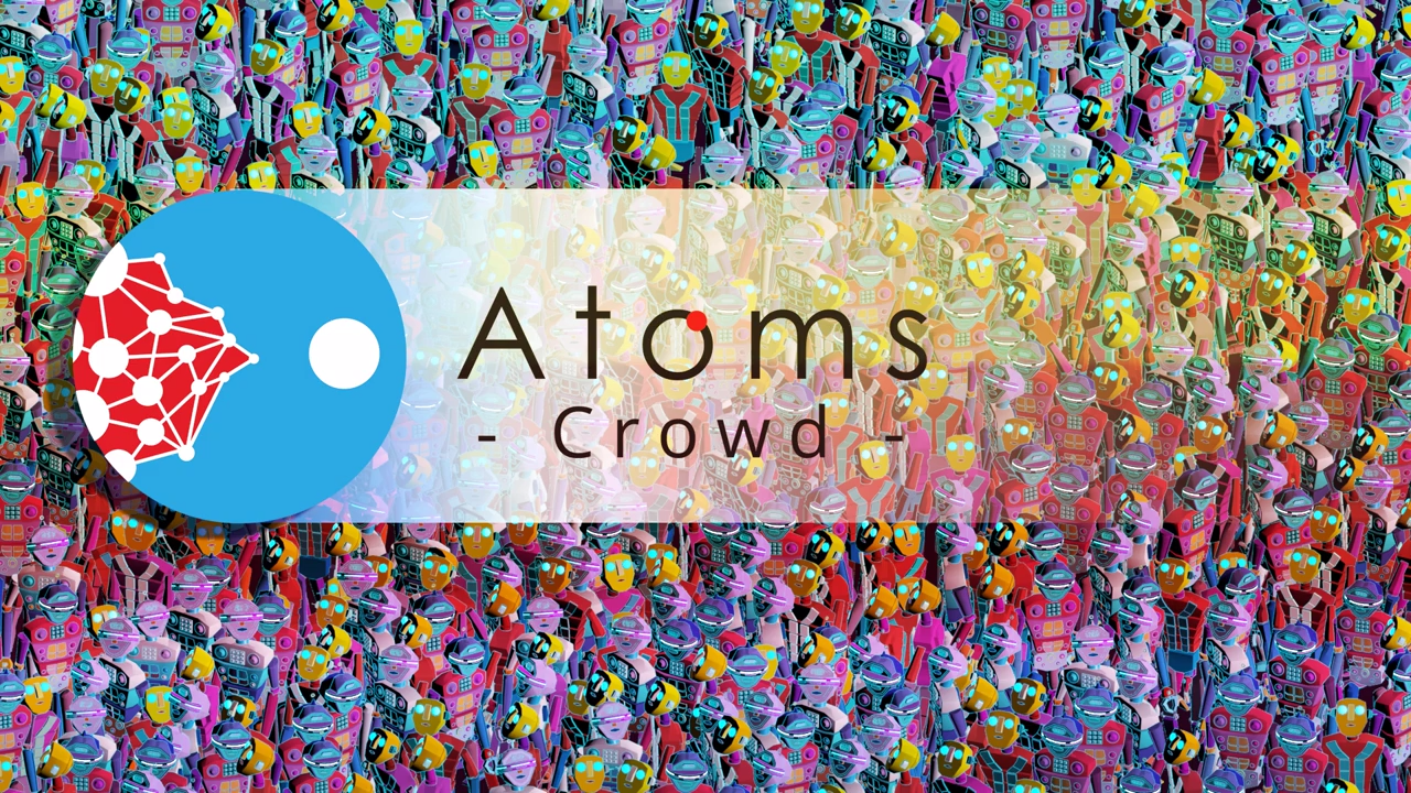 Atoms Crowd Population Tool for Maya & Houdini - Plugins Reviews and