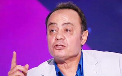 بالفيديو رضا عبدالعال يعتذر لطارق يحيي على الهواء مباشرة وينهي أزمته معه