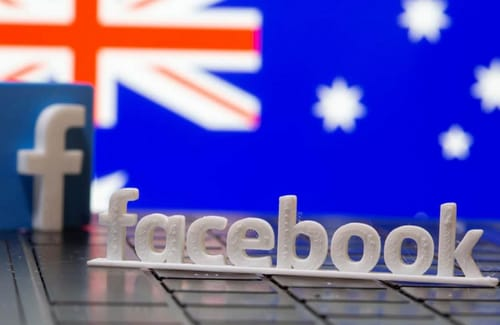 The Facebook ban affects sites run by Australian government agencies