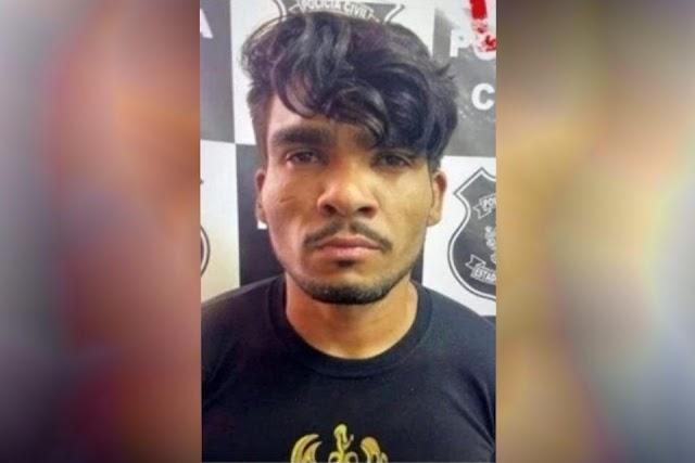 URGENTE: POLÍCIA PRENDE LÁZARO BARBOSA