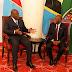 RAIS MAGUFULI AMPONGEZA RAIS TSHISEKEDI KWA KUCHAGULIWA NA KULETA AMANI DRC.