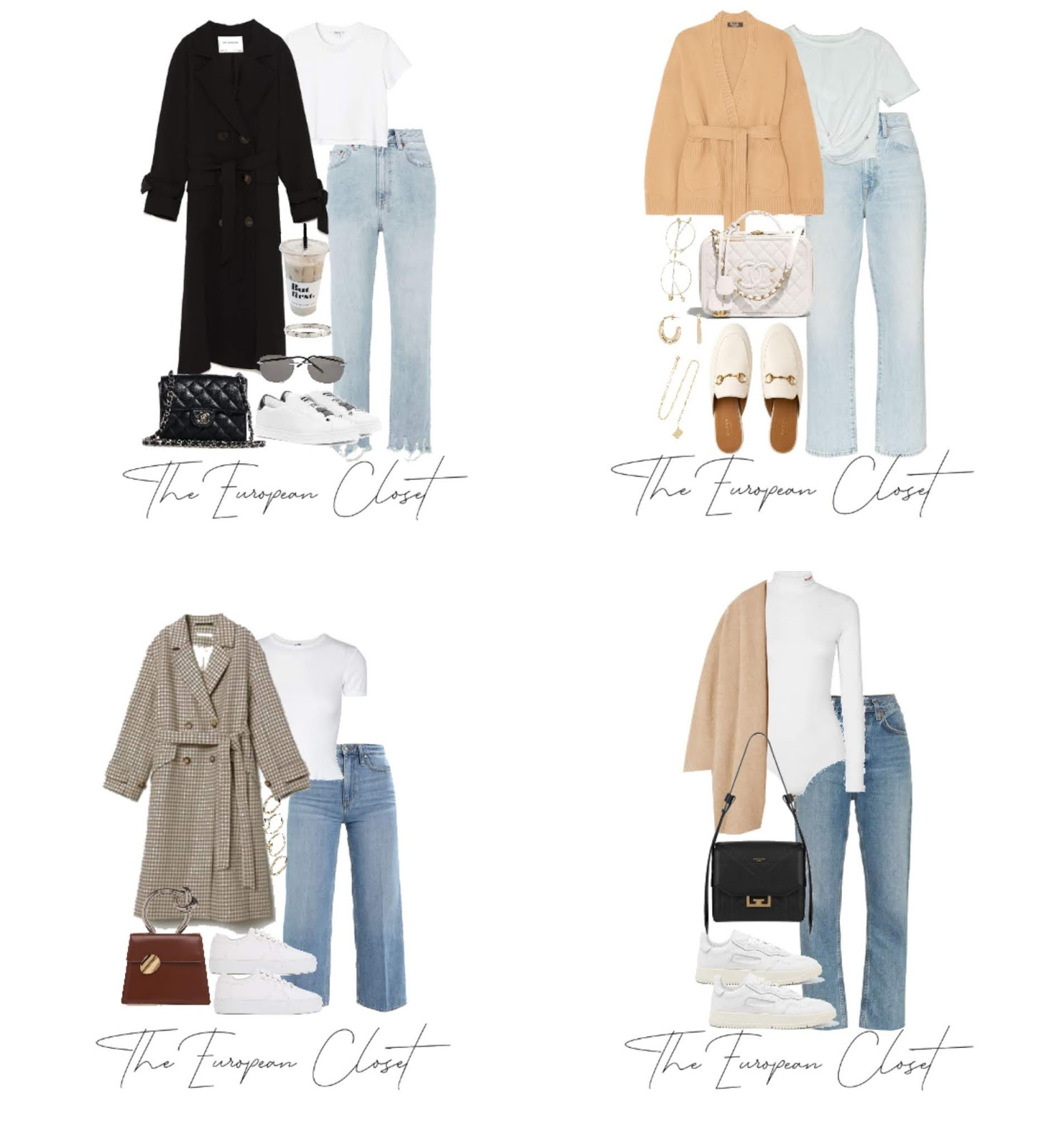 We're at that time of the year where the weather is pretty unpredictable.You'll feel cold in the morning and look like a sweaty mess by 2 pm. Well I'm here to help: here are 12 easy transitional outfits. #fashion #transitionaloutfits #autumnfashion