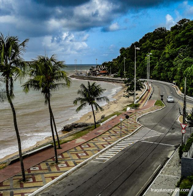 Avenida Cabo Branco, João Pessoa, Paraíba