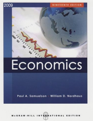 Economics by Paul A, Samuelson, William and Nordhaus Free Download