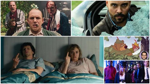 Crítica 'Vivarium', crítica 'El Inmortal: gomorra', trailer de 'Capone'