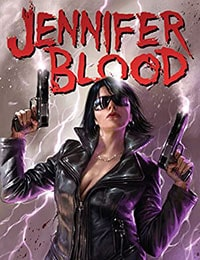 Jennifer Blood (2021) Comic
