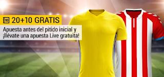 bwin promocion Cadiz vs Lugo 27 enero