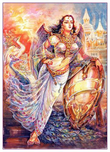 అప్సరస కవితాఝరి, సుజాత తిమ్మన