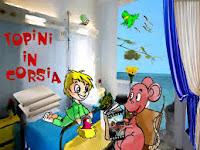 Topini in corsia: Menzione speciale per Associazione Applausi VIP-Roma onlus a sostegno di  bambini ricoverati negli Ospedali Pediatrici