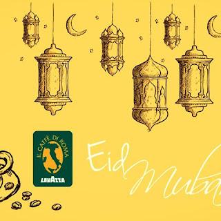 اعلان il caffe di roma للعيد