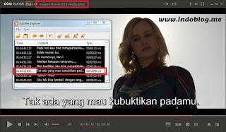 Cara Membuat Subtitle Film Video Sendiri di Android dan PC dan Cara Membuat Subtitle Film Yang Belum Ada Subtitlenya