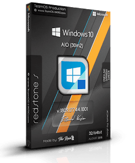 Windows 10 RS5 1809 AIO Sep 2018