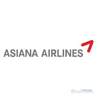 Asiana Airlines Logo vector (.cdr)
