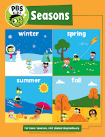 Free Technology for Teachers: Letters, Numbers, Seasons