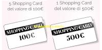 Logo Concorso ''Trova lo smalto nascosto'' e vinci gratis shopping card da 100 e 500 €