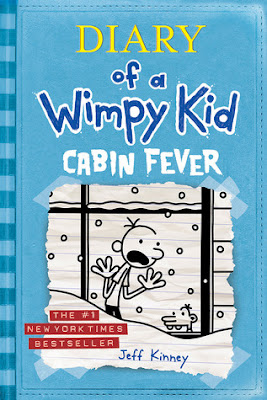 Cabin Fever by Jeff Kinney