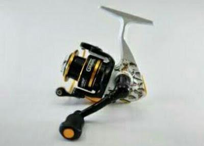 Reel Mini Maguro Gravel 500