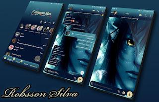 Avatar Theme For YOWhatsApp & NS WhatsApp By Robson
