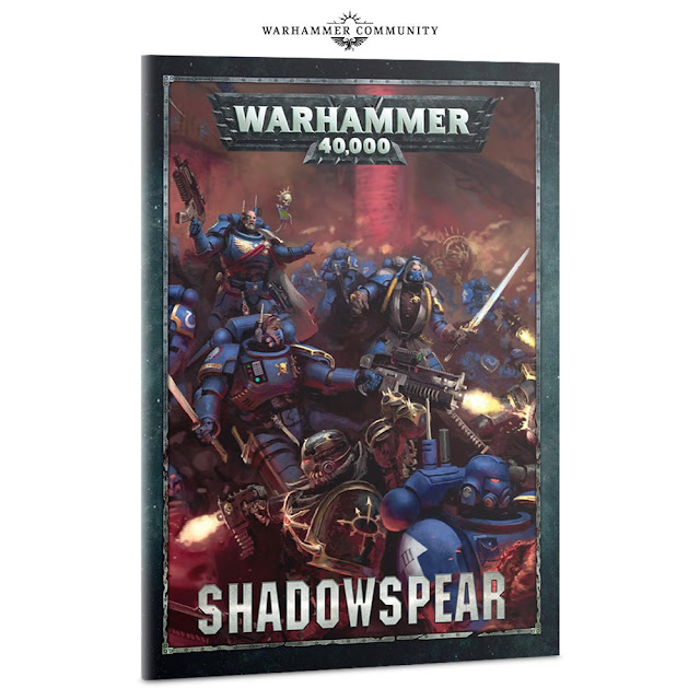 Manual Warhammer 40,000 Shadowspear