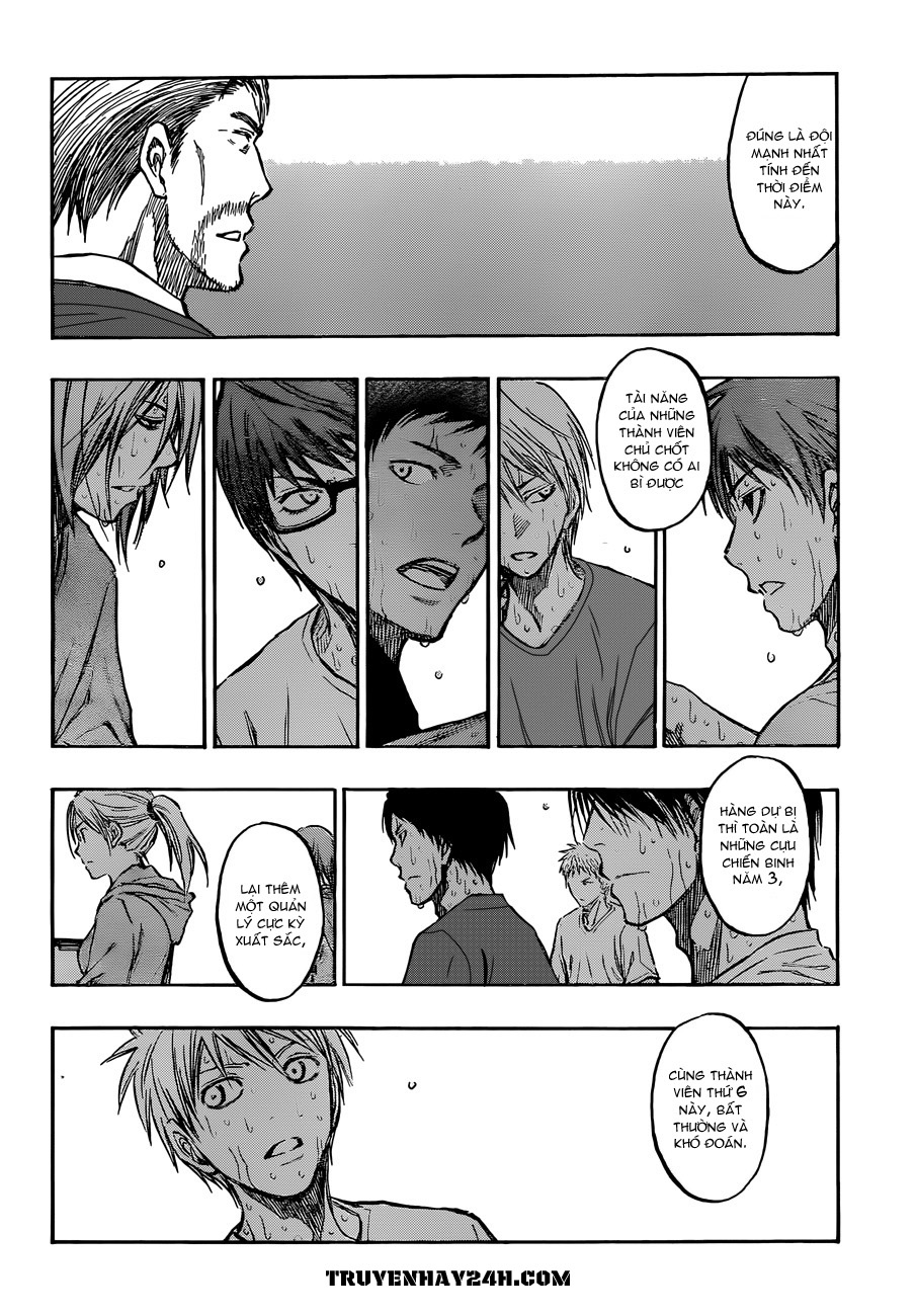 Kuroko No Basket chap 213 trang 12