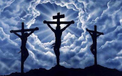 O brado de Jesus no Calvário