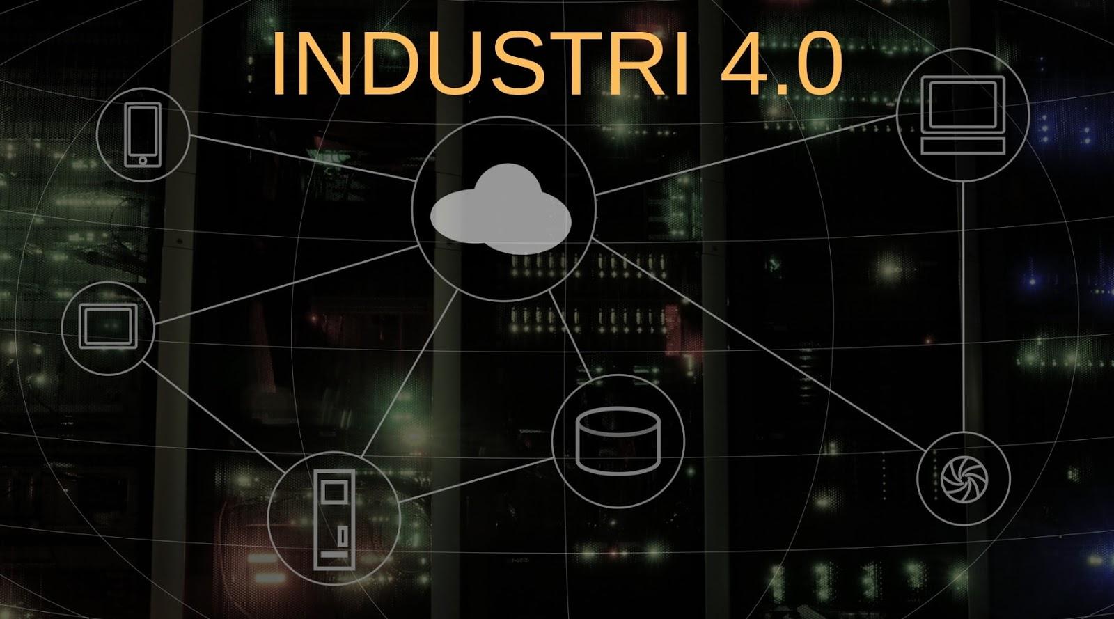 Melampui Tantangan di Era Revolusi Industri 4.0 Dengan Website