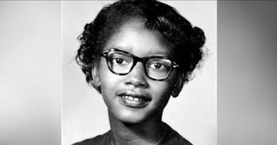 Claudette Colvin, first Black woman to be arrested for not giving up her bus seat