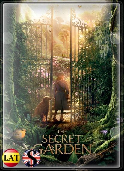 El Jardín Secreto (2020) WEB-DL 1080P LATINO/INGLES
