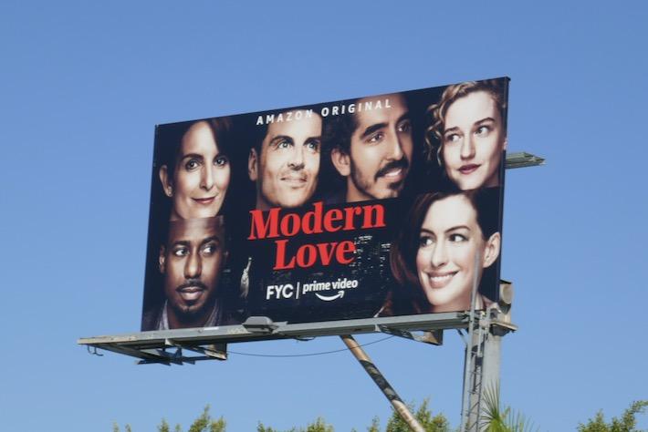 Modern Love 2019 FYC billboard