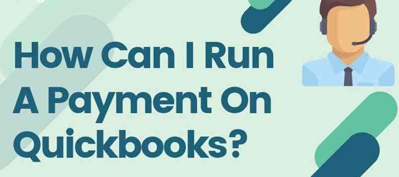 Payment on quickbooks